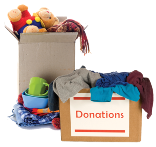 Spring Cleaning Donations The Bh Blog