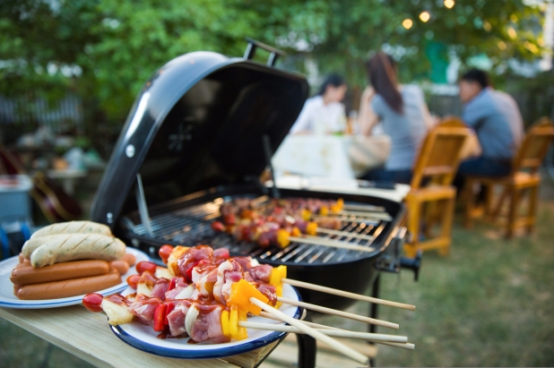 Barbeque Items (3)