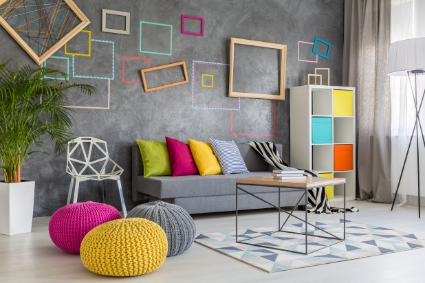 Living Room - Colorful with Frames.jpg