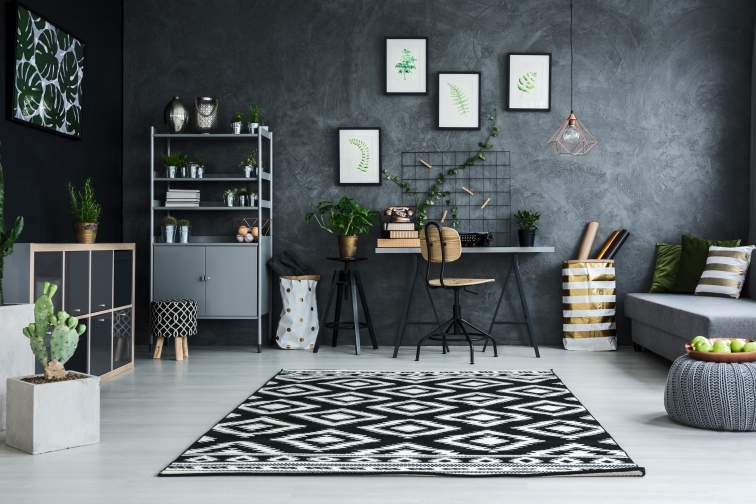 Office - Geometric Rug.jpg