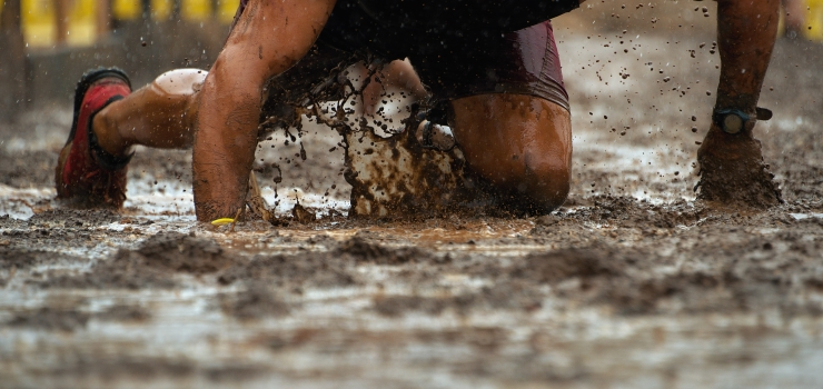 Mud Race Runner